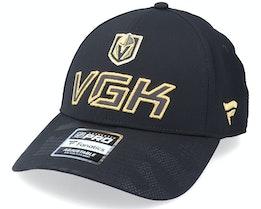 Vegas Golden Knights Locker Room Black Adjustable - Fanatics