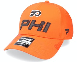 Philadelphia Flyers Locker Room Dark Orange Adjustable - Fanatics