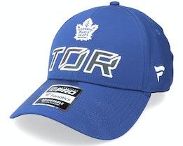Toronto Maple Leafs Locker Room Cobalt Adjustable - Fanatics