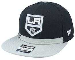 Los Angeles Kings Locker Room Black Snapback - Fanatics