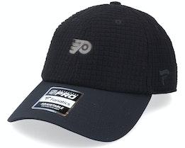 Philadelphia Flyers Black Ice Black Dad Cap - Fanatics