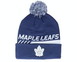 Toronto Maple Leafs Locker Room Pom Cobalt Pom - Fanatics