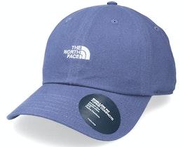 Washed Norm Hat Vintage Indigo Dad Cap - The North Face