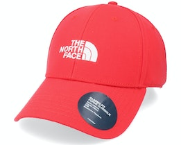 Recycled 66 Classic Hat Red Adjustable - The North Face