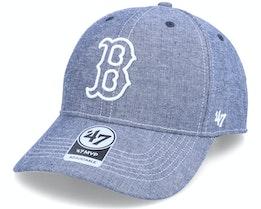 Boston Red Sox Emery Mvp Navy Adjustable - 47 Brand