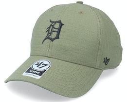 Detroit Tigers Grid Lock Mvp Canopy Adjustable - 47 Brand