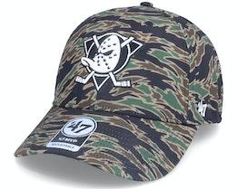 Anaheim Ducks Drop Zone Mvp Tiger Camo - 47 Brand