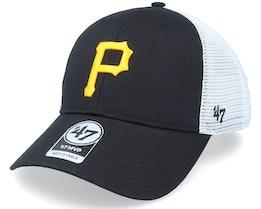Pittsburgh Pirates Branson Mvp Black/White Trucker - 47 Brand