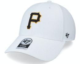 Pittsburgh Pirates Mvp White Adjustable - 47 Brand