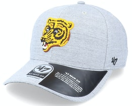 Boston Bruins Heather Mvp Deep Profile Charcoal Adjustable - 47 Brand