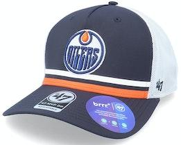 Edmonton Oilers Rockhill Mesh Mvp Dv Navy Trucker - 47 Brand