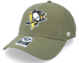 Pittsburgh Penguins Mvp Sandalwood Adjustable - 47 Brand