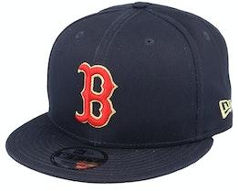 Hatstore Exclusive x Boston Red Sox Champions Snapback - New Era