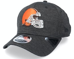 Cleveland Browns Total Shadow Tech 9Fifty Black Adjustable - New Era