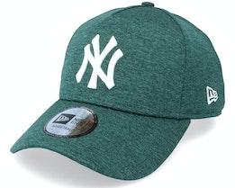 New York Yankees Tonal Team Heather Green Adjustable - New Era