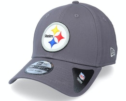 Pittsburgh Steelers NFL Team 39Thirty Dark Grey Flexfit - New Era