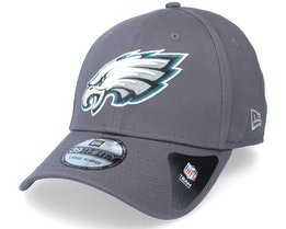 Philadelphia Eagles NFL Team Dark Grey 39Thirty Flexfit - New Era