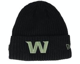 Washington Football Team NFL 20 Knit Black Cuff - New Era