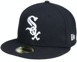 Chicago White SoxAuthentic On-Field59Fifty Black Fitted - New Era