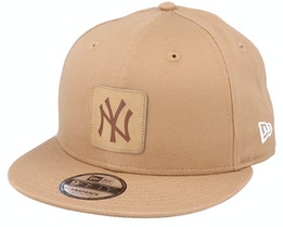 Hatstore Exclusive x NY Yankees Wheat Patch 9Fifty Snapback - New Era