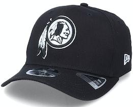 Washington Football Team Essential 9Fifty Stretch Black Adjustable - New Era
