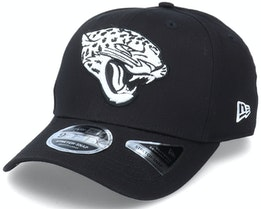 Hatstore Exclusive x Jacksonville Jaguars Essential 9Fifty Stretch Black Adjustable - New Era