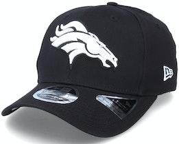 Hatstore Exclusive x Denver Broncos Essential 9Fifty Stretch Black Adjustable - New Era