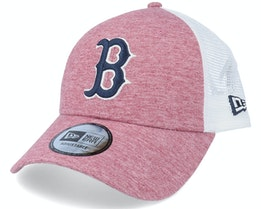 Boston Red Sox Home Field 9Forty Heather Red/White Trucker - New Era