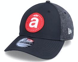 Aprilia Engeneered Fit 2 9Forty Aprilia Black Adjustable - New Era