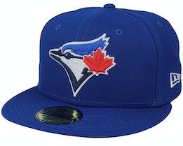 Toronto Blue Jays Acoerf Emea 59Fifty Blue Fitted - New Era