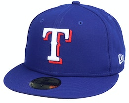 Texas RangersAuthentic On-Field59Fifty Blue Fitted - New Era