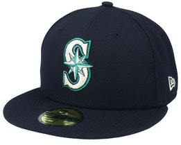 Seattle MarinersAuthentic On-Field59Fifty Navy Fitted - New Era