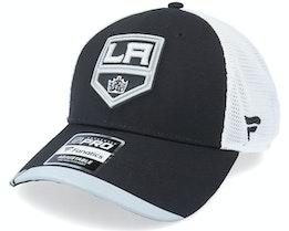 Los Angeles Kings Locker Room Black Trucker - Fanatics
