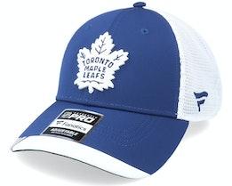 Toronto Maple Leafs Locker Room Cobalt Trucker - Fanatics