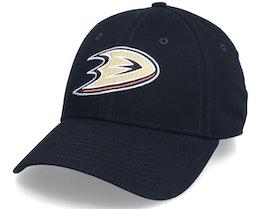 Anaheim Ducks Anaheim Ducks Value Core Black Adjustable - Fanatics