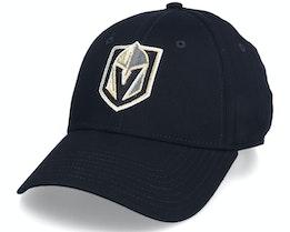 Vegas Golden Knights Value Core Black Adjustable - Fanatics