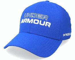 Jordan Spieth Tour Hat Royal Flexfit - Under Armour