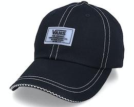Women High Standard Hat Black/Sandshell Dad Cap - Vans