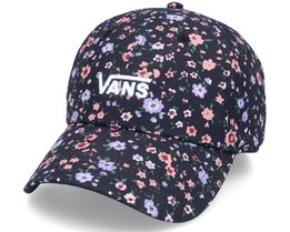 Court Side Printed Hat Covered Ditsy Dad Cap - Vans