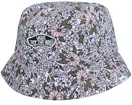 Women Delux Hankley Field Floral Bucket - Vans