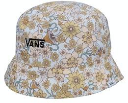 Women Hankley Hat Trippy Floral Bucket - Vans
