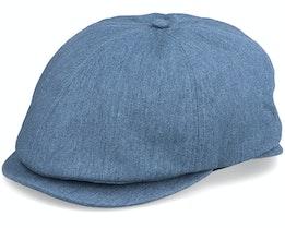 Telida Cap Air Force Blue Flat Cap - Dickies