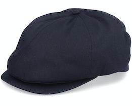 Telida Cap Black Flat Cap - Dickies