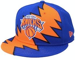 New York Knicks 9Fifty All-Star Game Tear Blue/Orange Snapback - New Era