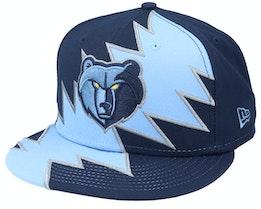 Memphis Grizzlies 9Fifty All-Star Game Tear Navy/Blue Snapback - New Era
