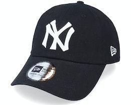 New York Yankees Coops Cscl 9TWENTY Black/White Dad Cap - New Era