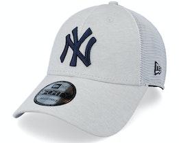 New York Yankees Home Field 9FORTY Grey Trucker - New Era