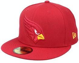 Arizona Cardinals Pop Element 59FIFTY Cardinal Fitted - New Era