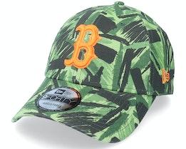 Boston Red Sox New Camo Recreated 9FORTY Camo/Orange Adjustable - New Era