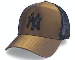 New York Yankees Hypertone Nov/Black Trucker - New Era